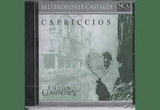 Lautten Compagney - Bellerofonte Castaldi (1581-1649): Capriccios  - (CD)