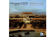 Quartetto Modus - Quartette op.76 [CD]