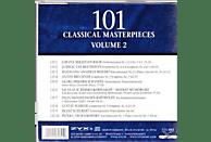 VARIOUS - 101 Classical Masterpieces Vol. 2 [CD]