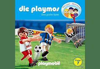 Die Playmos - (7)Das Große Spiel (Relaunch)  - (CD)