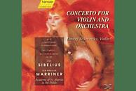 Dmitry Sitkovetsky, Sir Neville Marriner, Academy of St. Martin in the Fields Orchestra - Violinkonzert/Der Sturm [CD]