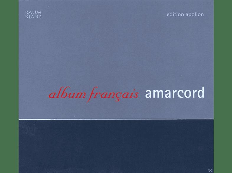 Amarcord - Album Francais [CD]