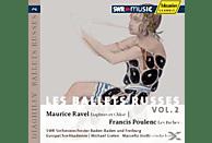Gielen - Les Ballets Russes Vol.2 [CD]