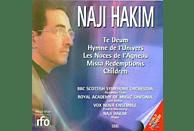 VOX NOVA ENSEMBLE/BBC SCOTTISH SYMP, Naji Hakim - Te Deum/Hymne De L Univers/Missa Redemptionis/+ [CD]