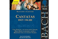 Helmuth Rilling, Bach Collegium - Kantaten Bwv 198-200 [CD]