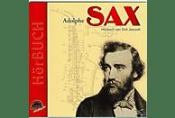 Günter Barton - Adolphe Sax - (CD)