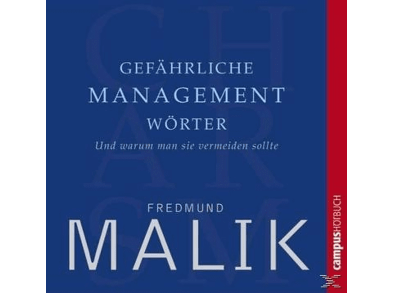 Gefährliche Managementwörter - (CD)