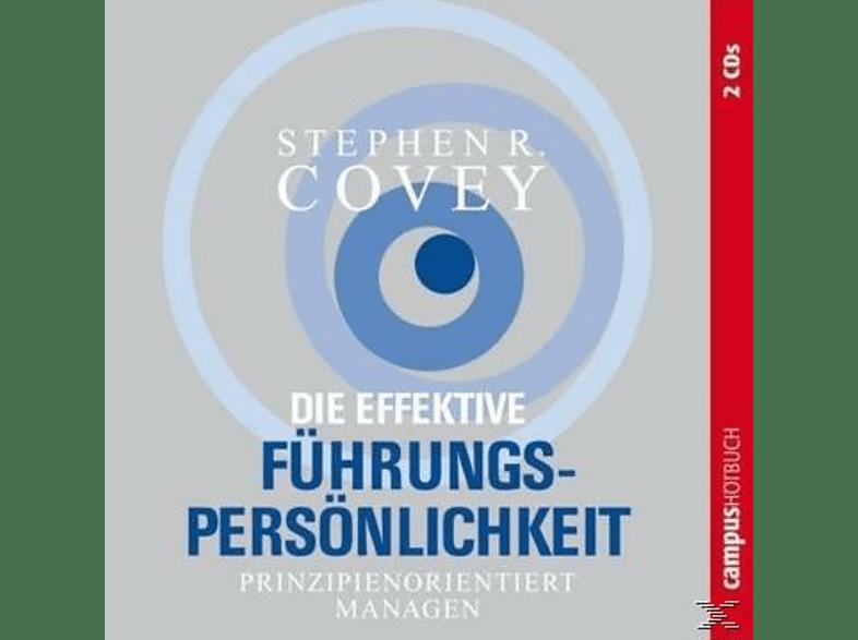 Die effektive Führungspersönlichkeit - (CD)