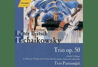 Trio Passionato - Klaviertrio Op.50  - (CD)