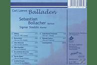 Sebastian Bollacher, Bollacher,Sebastian/Steddin,Sigmar - Carl Löwe Balladen [CD]