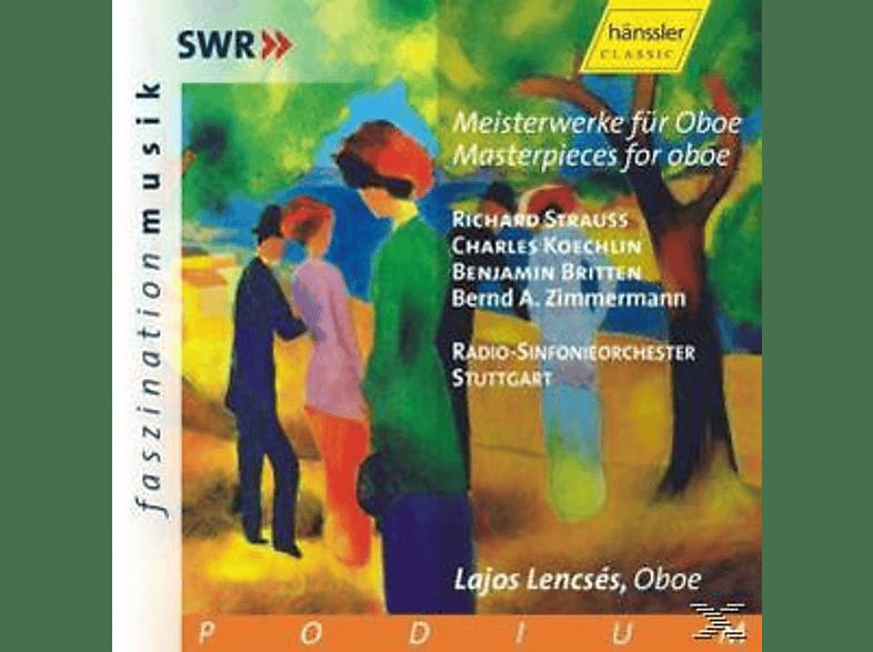 VARIOUS - Meisterwerke Für Oboe [CD]