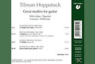 Hoppstock Tilman - Great Studies For Guitar [CD]