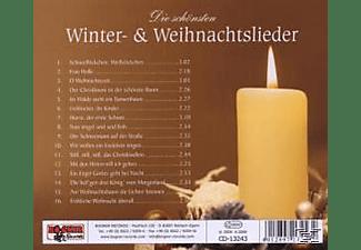 Nymphenburger Kinderchor - Die Schönsten Winter-& Weihnachtslieder  - (CD)