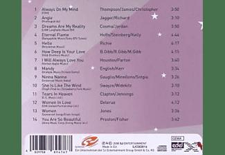VARIOUS - Baby Pop-Spieluhr Melodien Zum Einschlafen  - (CD)