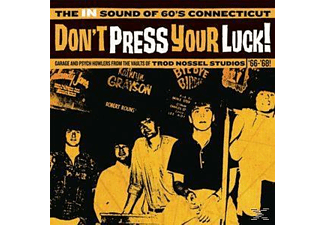 VARIOUS - DON T PRESS YOU LUCK! (180G/LIMITED EDITION)  - (Vinyl)