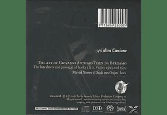 NIESSEN,MICHIEL & OOIJEN,DAVID VAN - Un' Altra Canzone  - (CD)