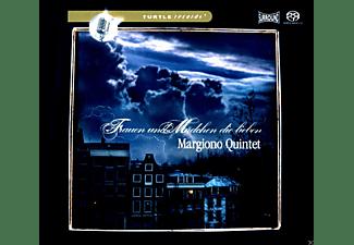 Charlotte Margiono, Margiono Quintet - Frauen Und Mädchen Die Lieben  - (CD)