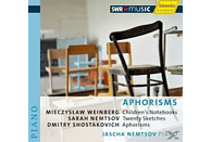 Jascha Nemtsov - Aphorisms [CD]