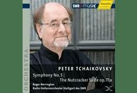 Radio-Sinfonieorchester Stuttgart des SWR - Sinfonie 5/Nussknacker-Suite op.71a [CD]
