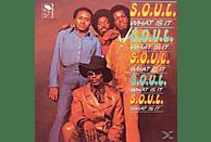 Soul - SOUL WHAT IS IT [Vinyl]
