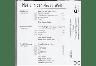 Trio Slaatto - Musik in der Neuen Welt  - (CD)