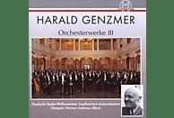 DT.RADIO PHILHARMONIE SAARBRUECKEN - Harald Genzmer: Orchesterwerke III [CD]