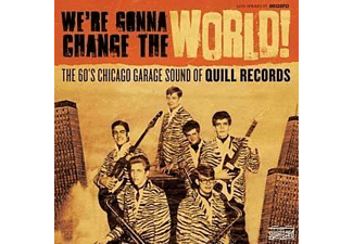 VARIOUS - WE RE GONNA CHANGE THE WORLD - THE 60 S CHICAGO GA  - (Vinyl)