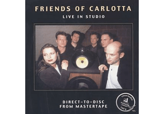 Friends Of Carlotta - Live In Studio (180g)  - (Vinyl)