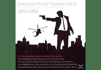 VARIOUS - Dramatic Funk Themes # 2  - (Vinyl)