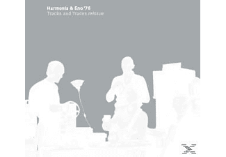 Harmonia & Eno '76 - Tracks And Traces Reissue  - (Vinyl)