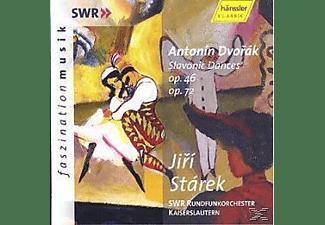 SWR RUNDFUNKORCH. KA - Slawische Tänze  - (CD)