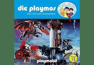 - Die Playmos 13: Das Licht vom Drachenland  - (CD)