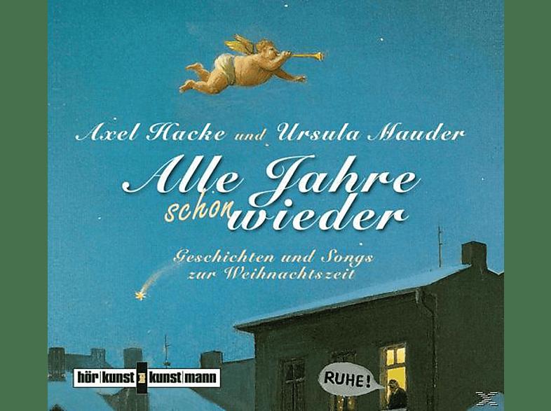 Alle Jahre schon wieder - (CD)