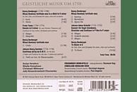 Verebics, Kamphues, Wittmann, Chomenko, Freiburger, Freiburger Domkapelle/Hug/Concilium Musicum Wien/+ - Geistliche Musik Um 1750 [CD]