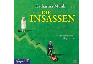 Die Insassen - 3 CD - Humor/Satire