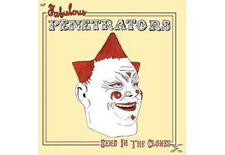 Fabulous Penetrators - SEND IN THE CLONES  - (Vinyl)