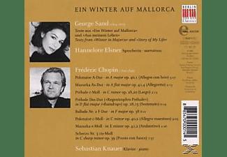Hannelore Elsner, Sebastian Knauer - Ein Winter Auf Mallorca  - (CD)