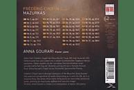 Anna Gourari - The Mazurka Diary [CD]