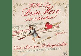 Sven Görtz - Die Schönsten Liebesgedichte Aller Zeiten  - (CD)