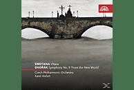 """Karel Ancerl - Die Moldau/Sinfonie 9 """"Aus Der Neuen Welt"""" [CD]"""
