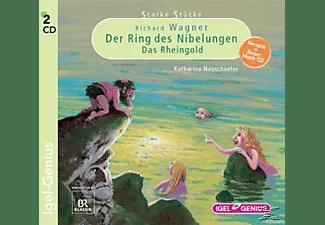 Katharina Neuschaefer - Der Ring Des Nibelungen/Das Rheingold  - (CD)