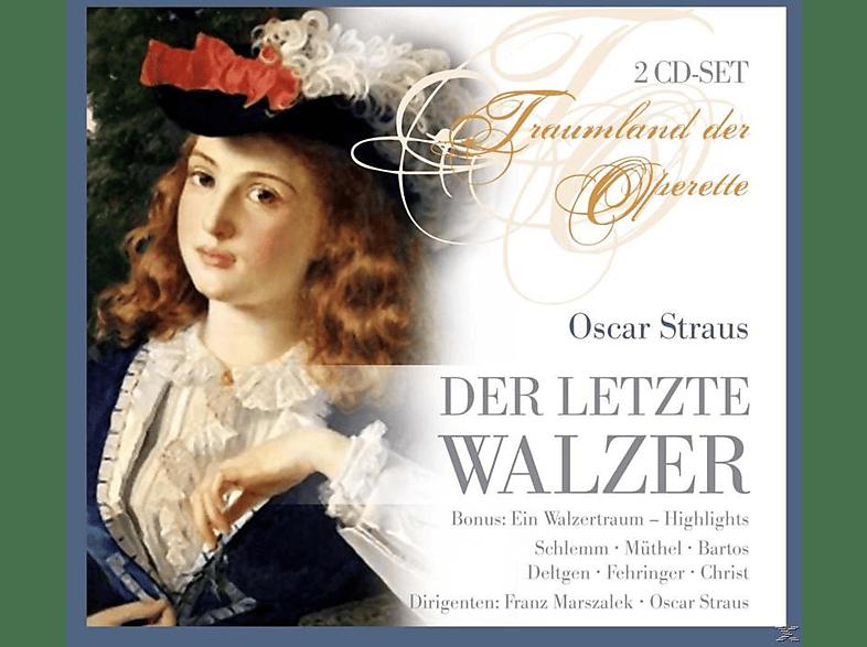 Christ, Schlemm, Fehringer, Deltgen, VARIOUS - Der Letzte Walzer [CD]