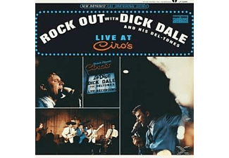 Dick Dale - ROCK OUT WITH DICK DALE  - (Vinyl)