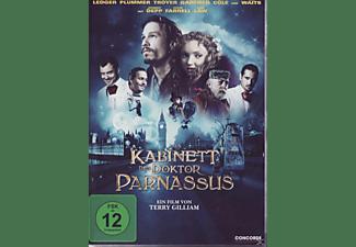 Das Kabinett Des Doktor Parnassus DVD