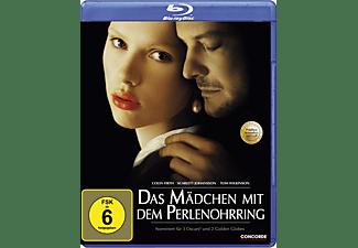 Das Mädchen mit dem Perlenohrring Blu-ray