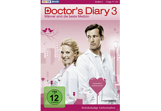 Doctor's Diary - Staffel 3 DVD