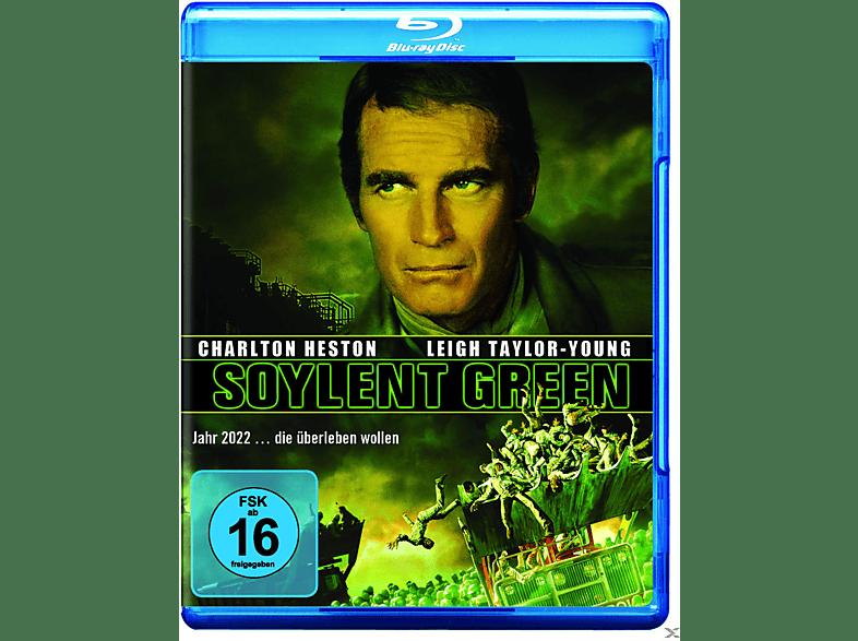 Soylent Green - Jahr 2022... die überleben wollen [Blu-ray]