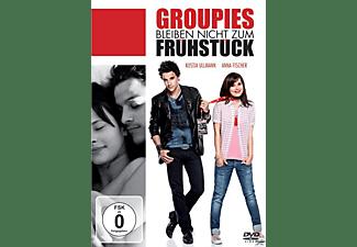 Groupies bleiben nicht zum Frühstück DVD