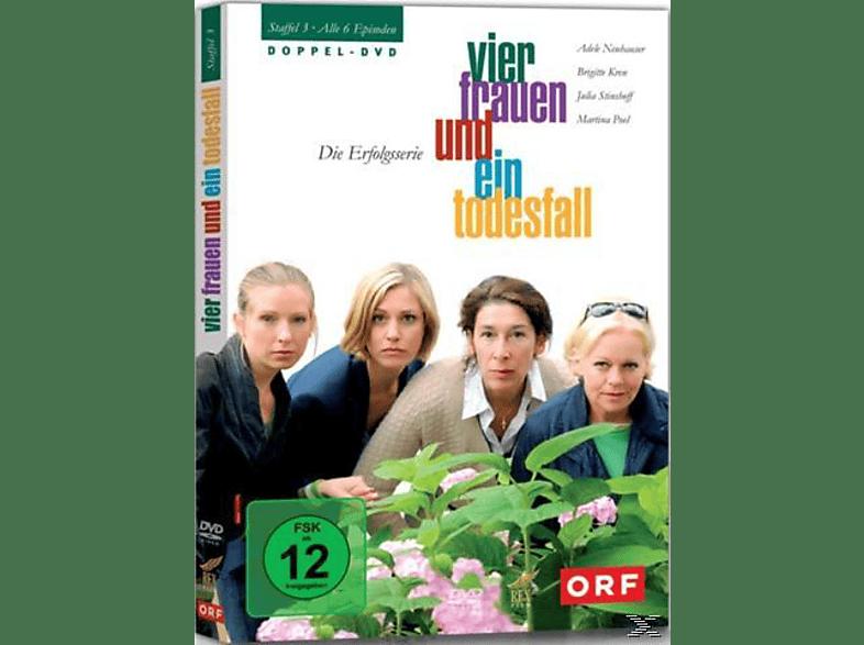Vier Frauen und ein Todesfall - Staffel 3 [DVD]