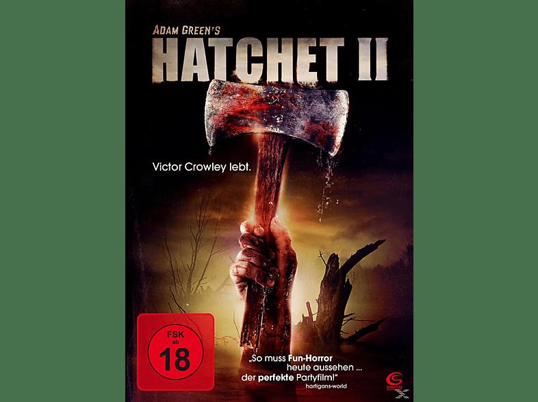 Hatchet II [DVD]